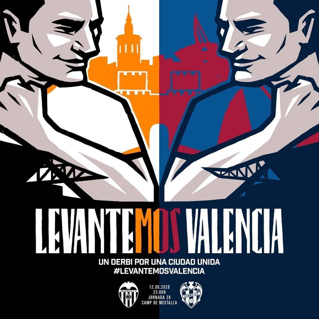 Derbi Valencia - Levante