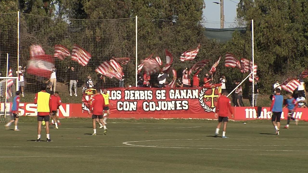 Real Oviedo - Sporting: las Aficiones Calientan el Derbi Asturiano, Vídeo