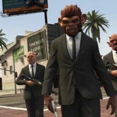 Los atracos a bancos llegan a GTA Online en 2015