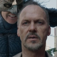 Michael Keaton volvió a ser Birdman con Jimmy Fallon