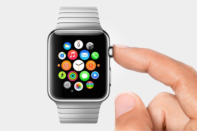 La corona lateral de Apple Watch sirve, entre otras cosas, para aumentar imágenes