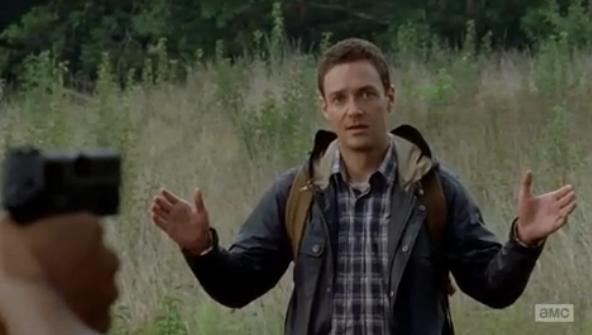 Aaron The Walking Dead