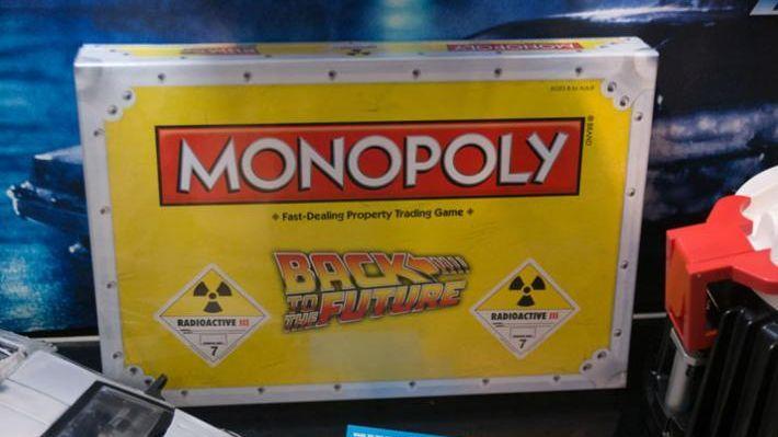 Monopoly Regreso al Futuro