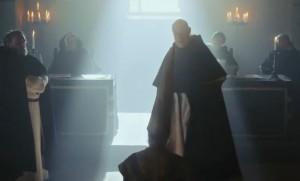 La Inquisición tiene un papel esencial en el episodio