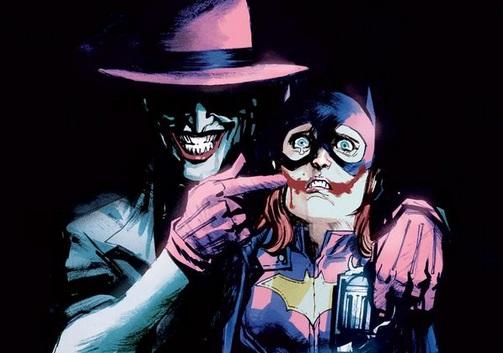Joker y Batgilrl