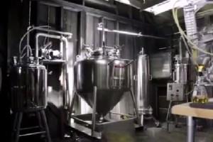 Un auténtico laboratorio de...sirope de arce.