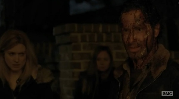 Rick finale The Walking Dead