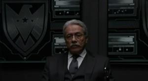 Gonzales, el nuevo líder de la nueva Shield.