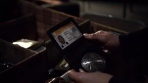 El episodio se despide también del agente Tripplet