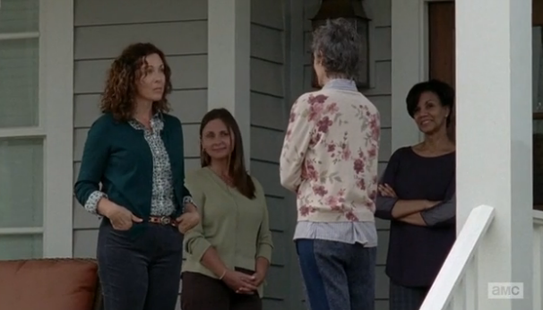 Carol S05E13 The Walking Dead