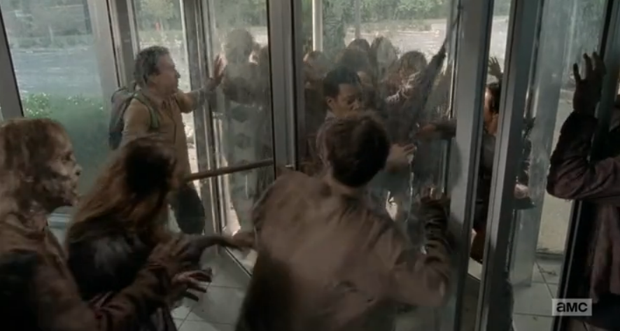 5x14 The Walking Dead