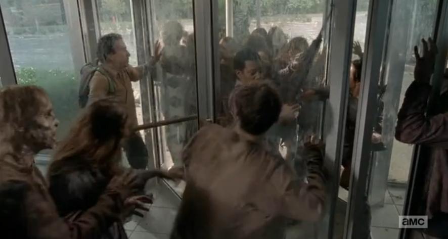 5x14 The Walking Dead