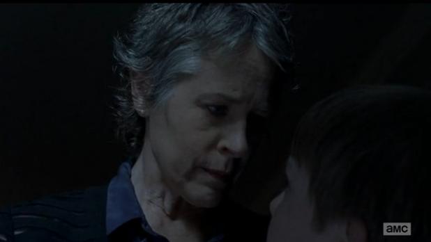 Carol hija Jessie The Walking Dead