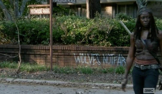 The Wolves The Walking Dead