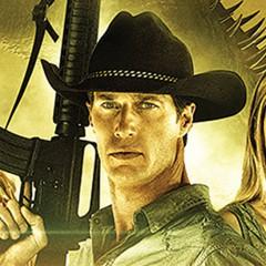El cine cutre está de moda: Trailer de Cowboys Vs. Dinosaurs