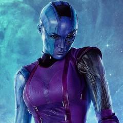 Nébula aparecerá en Guardianes de la Galaxia 2