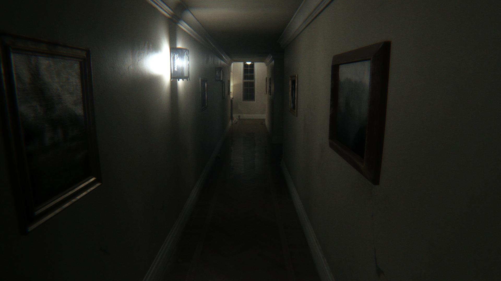 Este siniestro pasillo ya forma parte de la historia de los videojuegos de terror.