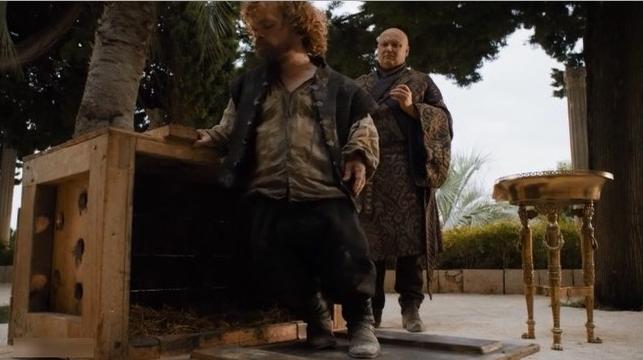 Tyrion Varys 5x01 Juego De Tronos
