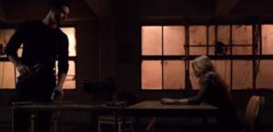 Los momentos entre Bobbi y Ward son de lo más interesantes en el 2x21