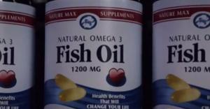 El aceite de pescado...¿cambiará tanto a la gente como promete?