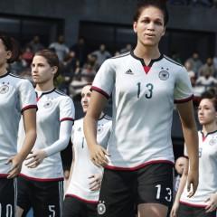 FIFA 16 acogerá 12 selecciones nacionales femeninas