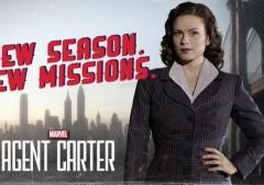 ABC renueva Agents of S.H.I.E.L.D y Agent Carter