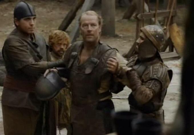 Tyrion Lannister Jorah Daenerys 5x07