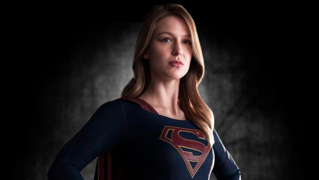Es ella, ¡la prima de Clark Kent!
