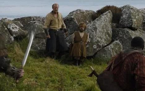 Mormont Jorah Tyrion Esclavos