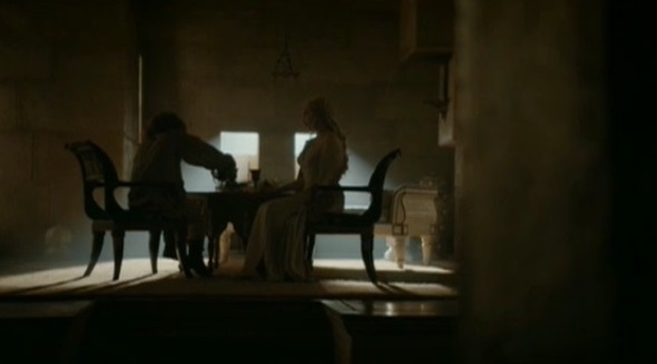 Dany Y Tyrion