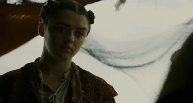Arya is Lana