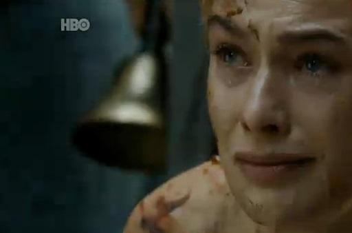 Cersei desnuda