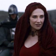 Melisandre tendrá un importante papel en la 6º temporada de Juego de Tronos