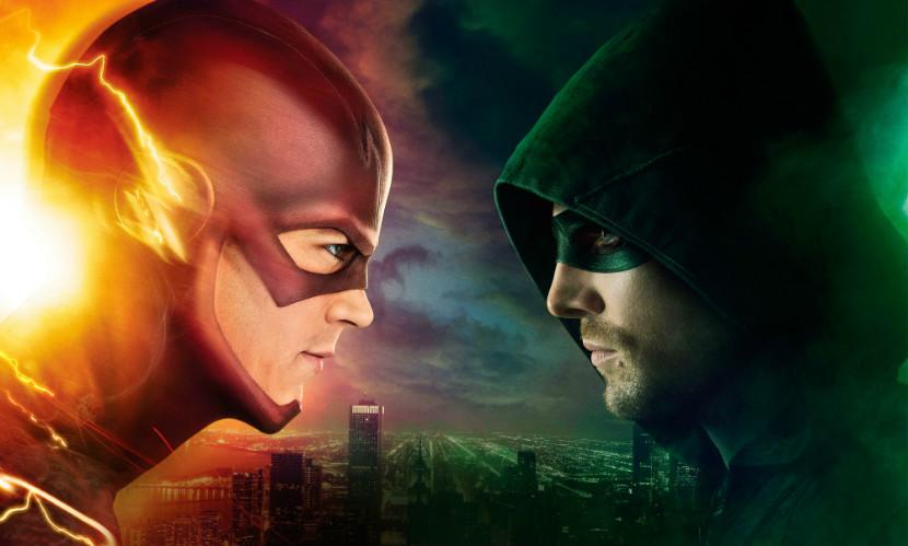 Arrow The Flash Legends of Tomorrow