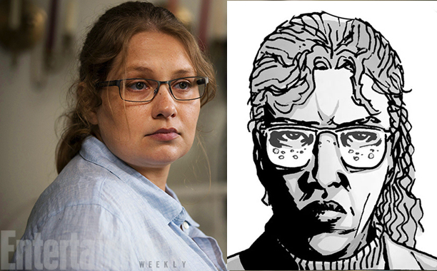 Denise Cloyd The Walking Dead