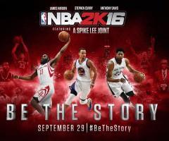 NBA 2K16 finaliza la presentación de sus portadas