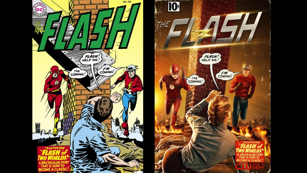 The Flash Promo Segunda Temporada