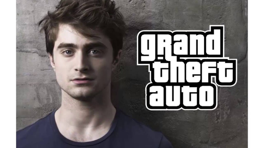 Daniel Radcliffe GTA The Gamechangers