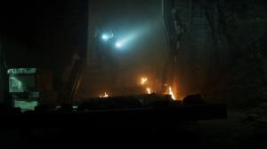 Gotham 2x01 Bruce Alfred Batcueva