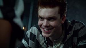 Gotham 2x01 Jerome Joker