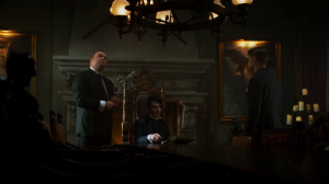 Gotham 2x01 Pingüino Gordon