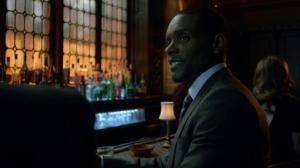 Gotham 2x02 Lucius Fox
