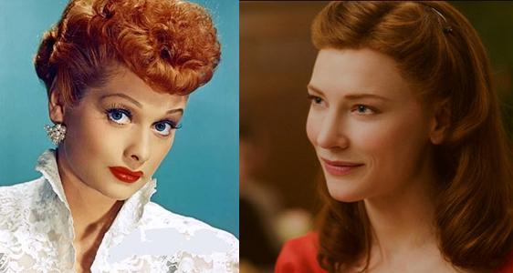 Lucille Ball | Cate Blanchett