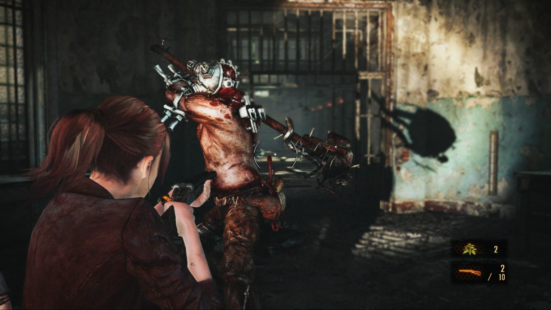 En Resident Evil Revelations 2 sin munición no podrás hacer gran cosa, un fallo que se ha mantenido desde Resident Evil 4 por sus combates obligatorios