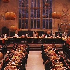 El Gran Comedor de Hogwarts abre sus puertas en Navidad