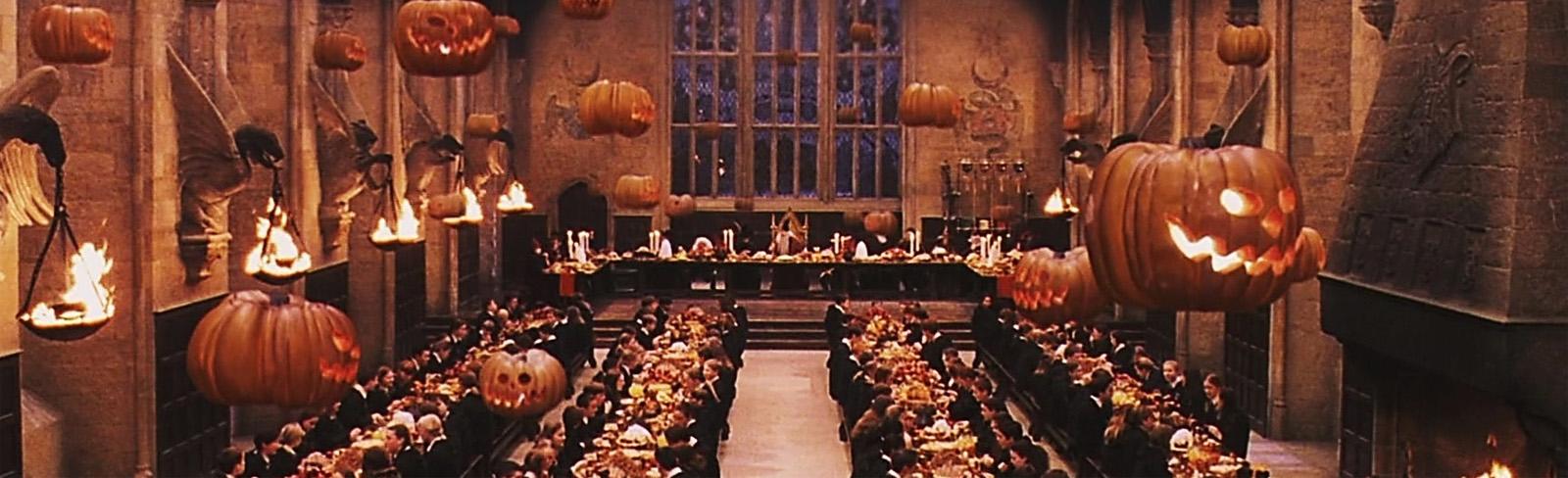El gran comedor de hogwarts abre sus puertas en navidad for Comedor harry potter