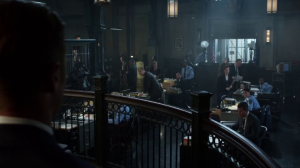 Gotham 2x03 GCPD Gordon