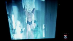 Gotham 2x06 Indian Hill Monster Man Bandage