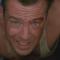 "Joven John McClaine en ""La Jungla 6″, y Bruce Willis ¿qué?"
