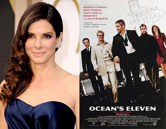 Sandra Bullock Ocean's Eleven